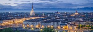 Treinreis naar Turijn