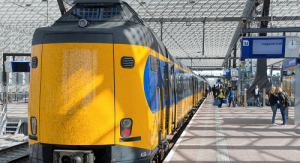 NS Weekend Vrij abonnement