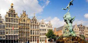 Stedentrip naar Antwerpen in 2015