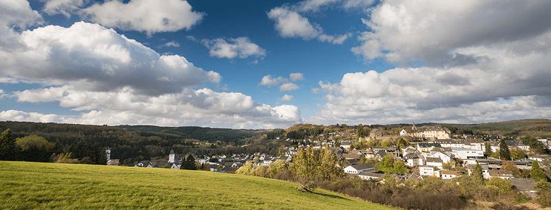 Trein naar de Eifel