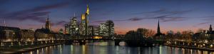 Trein naar Frankfurt