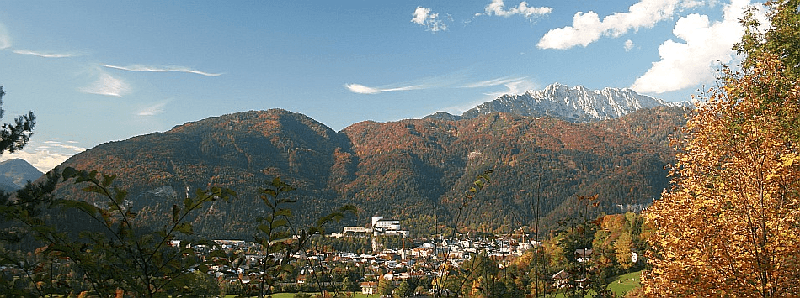Trein naar Kufstein