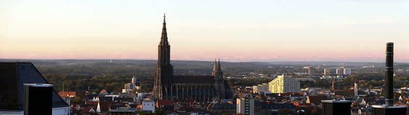 Trein naar Münster