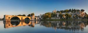 Trein naar Avignon