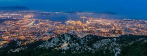 Trein naar Toulon