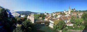 Trein naar Baden Baden