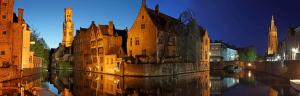 Trein naar Brugge
