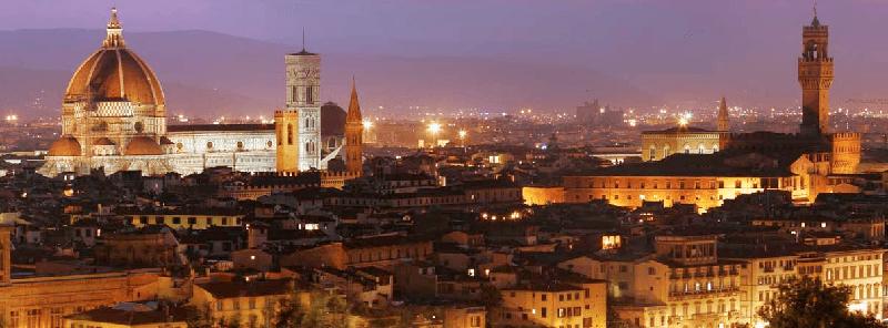 Trein naar Florence