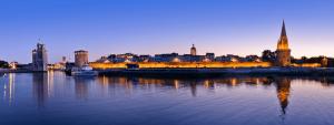 Trein naar La Rochelle