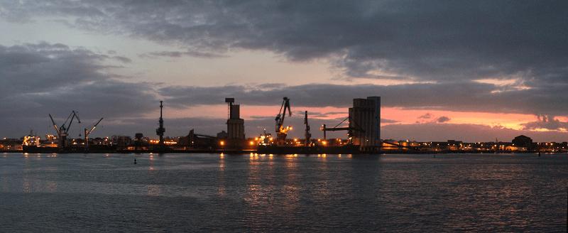 Trein naar Lorient