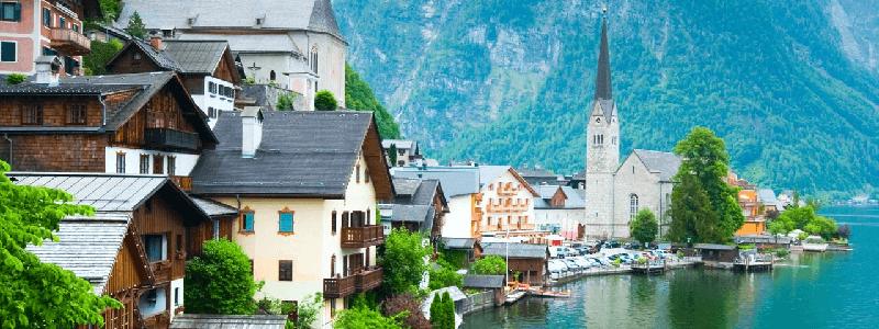 Treinreizen naar Oostenrijk
