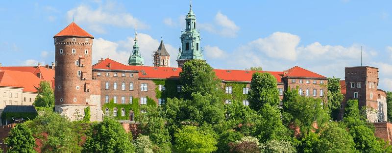 Treinreizen naar Polen