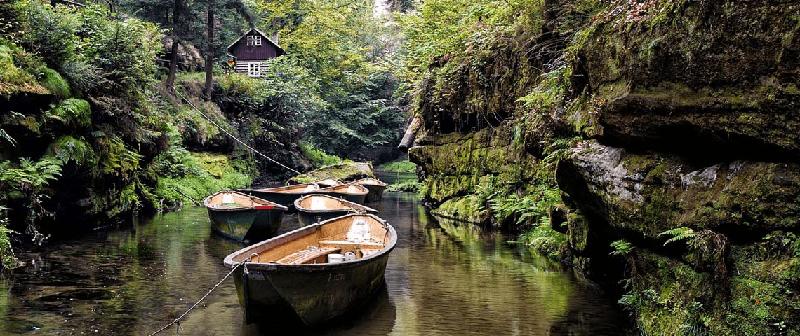 Treinreizen naar Tsjechie