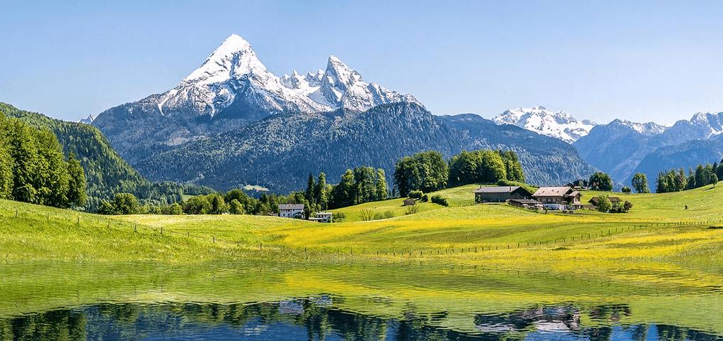 Treinreizen naar Zwitserland
