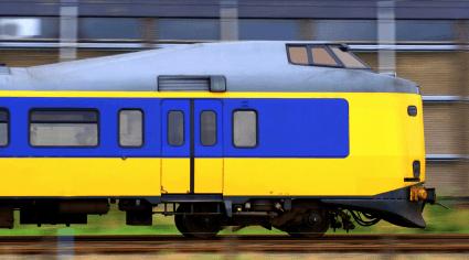 Verdacht pakketje in trein bij Tilburg